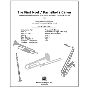 First Noel, The/Pachelbel&#039;s Canon - SoundPax