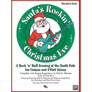 Santa's Rockin' Christmas Eve - Director's Score