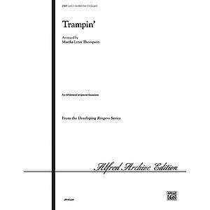 Trampin' - 3-4 Octaves