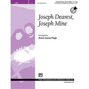 Joseph Dearest, Joseph Mine - 3-5 Octaves