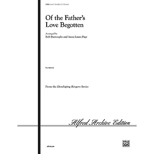 Of the Father's Love Begotten - 3-5 Octaves