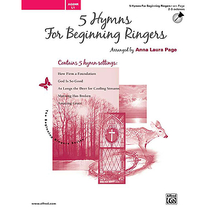 5 Hymns for Beginning Ringers - 2-3 Octaves