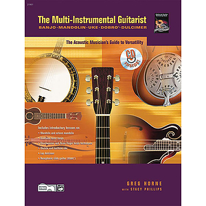 The Multi-Instrumental Guitarist - Book & CD