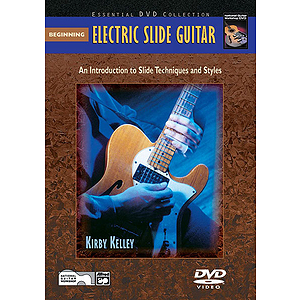 Beginning Electric Slide Guitar - DVD
