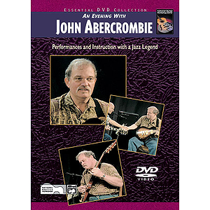 An Evening with John Abercrombie - DVD