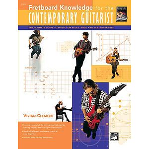 Fretboard Knowledge for The Contemporary Guitarist - Book
