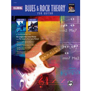Beginning Blues and Rock Theory for Guitar - Book &amp; CD