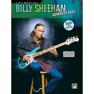Billy Sheehan - Advanced Bass - Book &amp; DVD