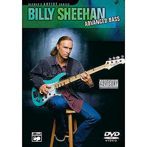 Billy Sheehan - Advanced Bass - DVD Only