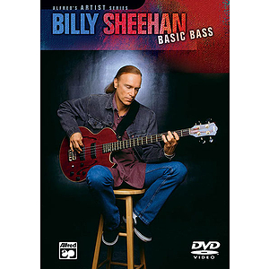 Billy Sheehan - Basic Bass - DVD Only