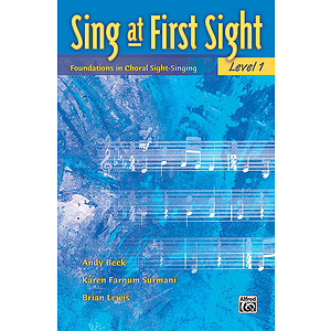 Sing At First Sight - Book