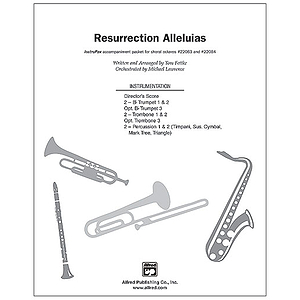 Resurrection Alleluias - InstruPax