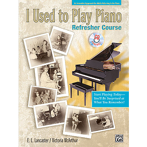 I Used To Play Piano - General MIDI Disk