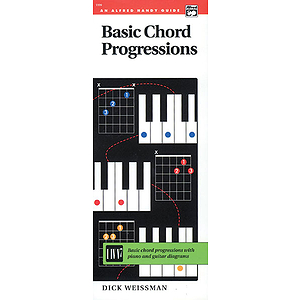 Basic Chord Progressions (Handy Guide)