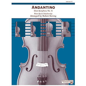 Andantino (From Symphony No. 4)