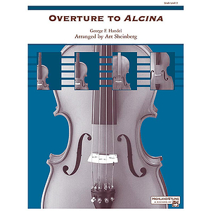 Overture From Alcina
