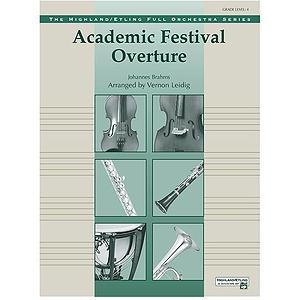 Brahms - Academic Festival Overture