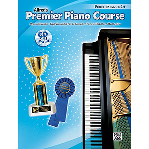 Alfred&#039;s Premier Piano Course - Performance 2A