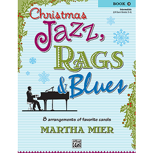 Christmas Jazz Rags and Blues