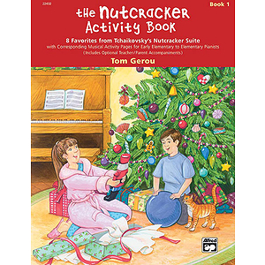 Nutcracker Activity Book, the - Book 1