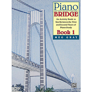 Piano Bridge - Book 1