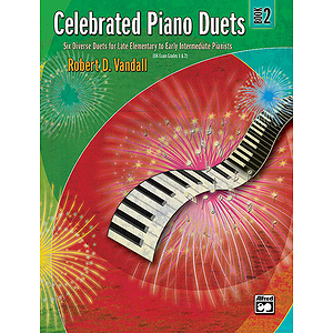 Celebrated Piano Duets - Book 2