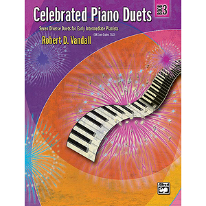 Celebrated Piano Duets - Book 3