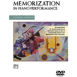 Memorization in Piano Music DVD