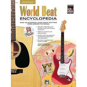 World Beat Encyclopedia - Book & CD