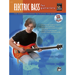 Electric Bass for Guitarists - Book & CD