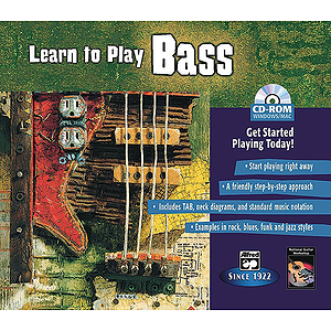 Learn To Play Bass (CD-ROM)