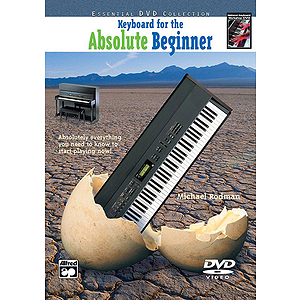 Keyboard for The Absolute Beginner - DVD
