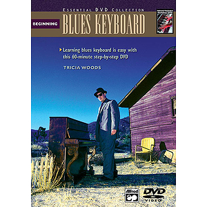 Beginning Blues Keyboard - DVD