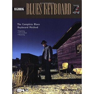 Beginning Blues Keyboard - Book & DVD