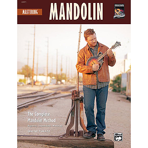Mastering Mandolin - Book & CD