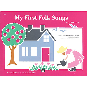 My First Folk Songs