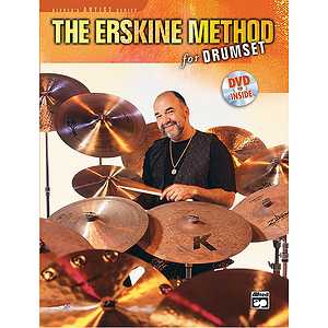 The Erskine Method for Drumset - Book & DVD