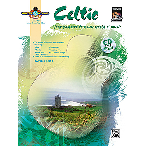 Guitar Atlas: Celtic - Book & CD