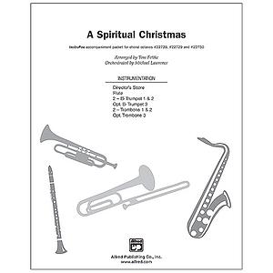 Spiritual Christmas, A - InstruPax