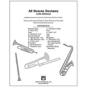 All Heaven Declares (With Alleluias) - InstruPax