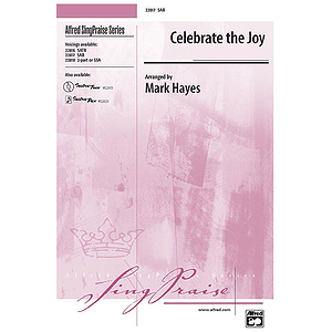 Celebrate the Joy - SAB