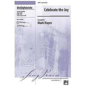 Celebrate the Joy - 2-Part/SSA