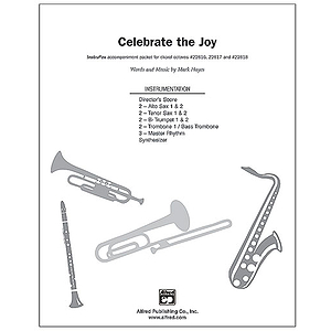 Celebrate the Joy - InstruPax