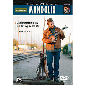 Beginning Mandolin - DVD