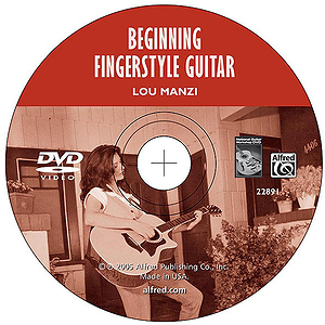 Beginning Fingerstyle Guitar (DVD Only)
