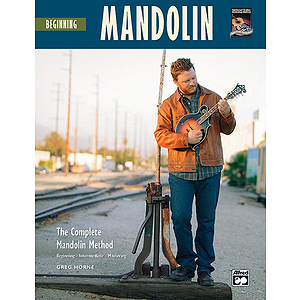Beginning Mandolin - Book & DVD