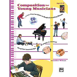 Composition for Young Musicians