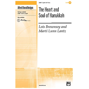 Heart and Soul of Hanukkah, the - 2-Part
