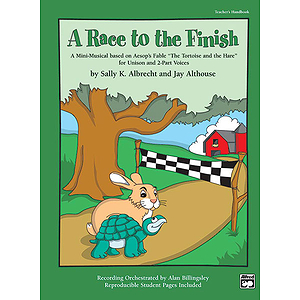 Race To the Finish, A - Teacher's Handbook (Includes Reproducible Student Pages)