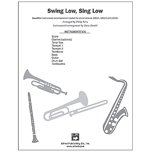 Swing Low, Sing Low - SoundPax